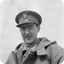 David Stirling, a founding member of the Special Air Service (SAS)
