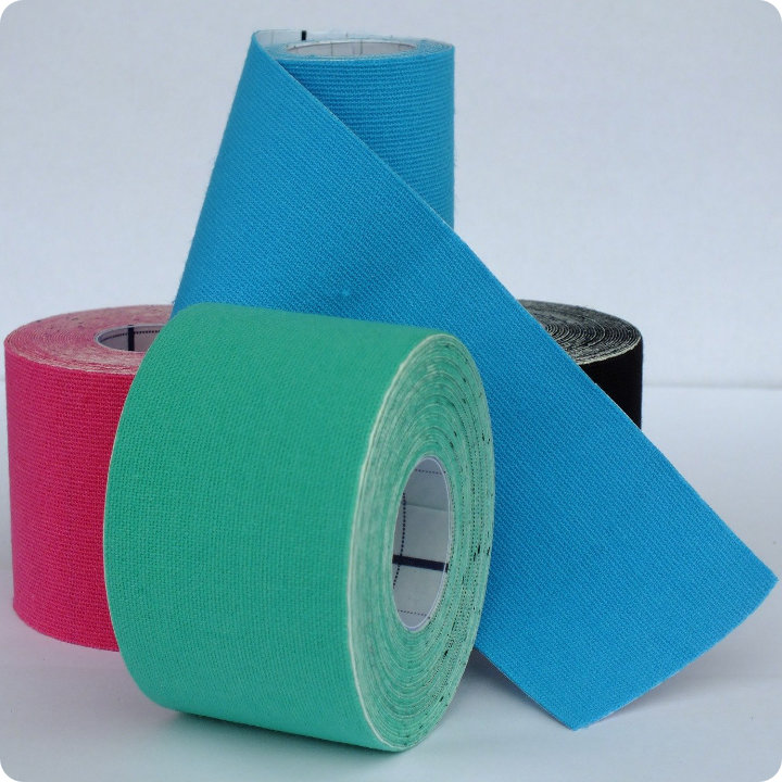 Kinesiology Tapes, examples