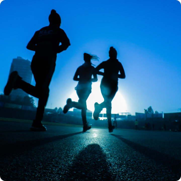 New Years resolution sports injury prevention
